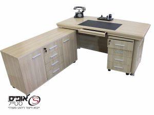 שולחן מנהלים דגם פירנצה  במידה 1.80