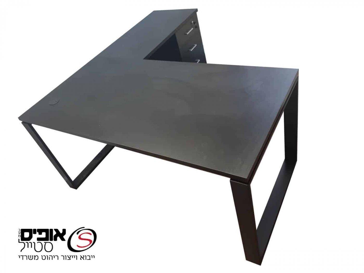 שולחן משרדי דגם  לירי סט שלם