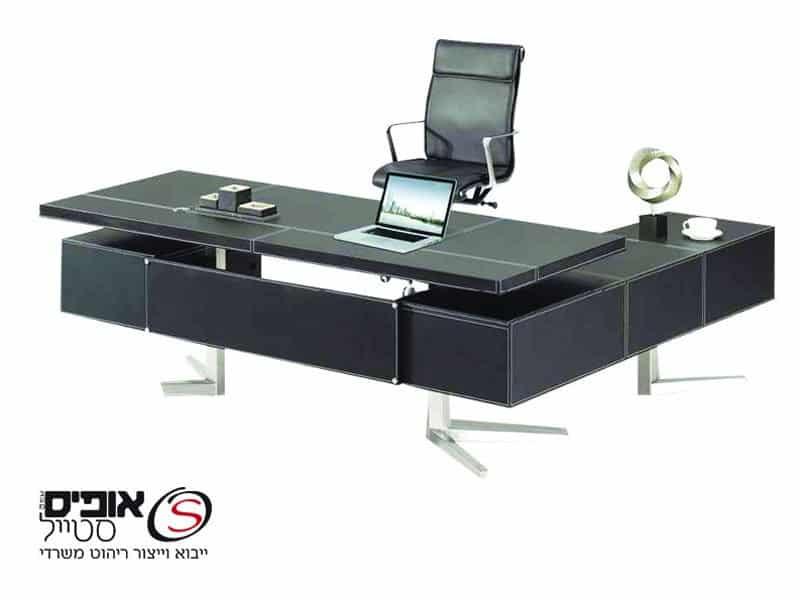 שולחן מנהל דגם פירנצה במידה 1.80