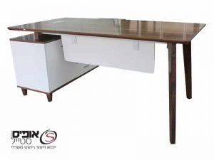 שולחן מנהל דגם אורטל 1.80/90