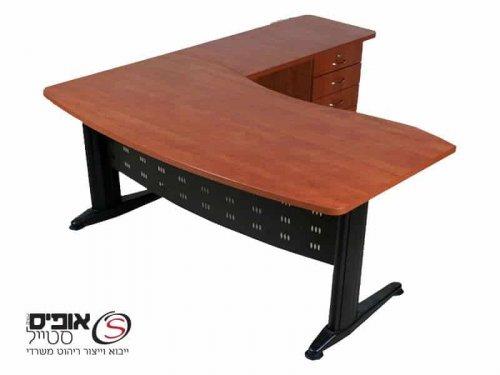 שולחן מחשב גל