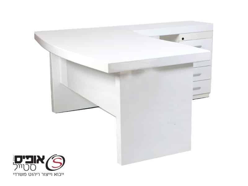 שולחן מנהל גל ונציה 1.60