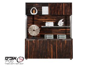 Designed storage cabinet