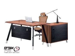 """שולחן עבודה """"רגל סטייל"""""""