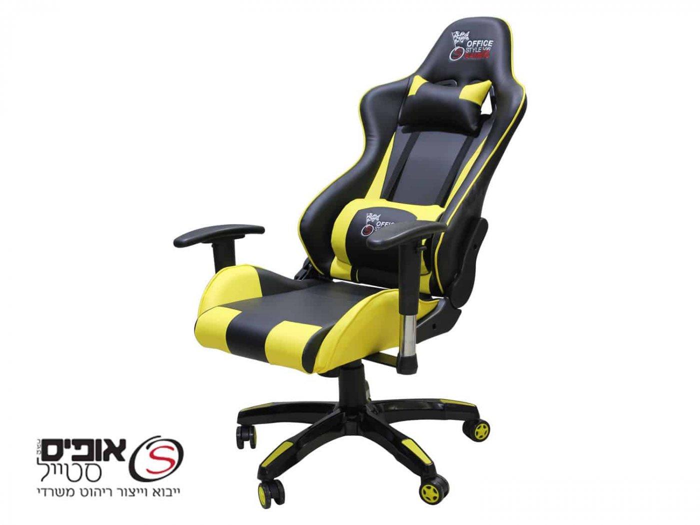 כסא גיימר דגם  לוקאס