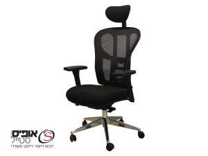 כסא מנהלים  דגם אפולו B