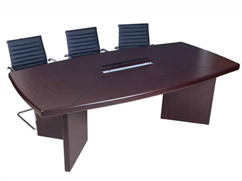 שולחן ישיבות  דגם ויוי במידה 2.40/1.20