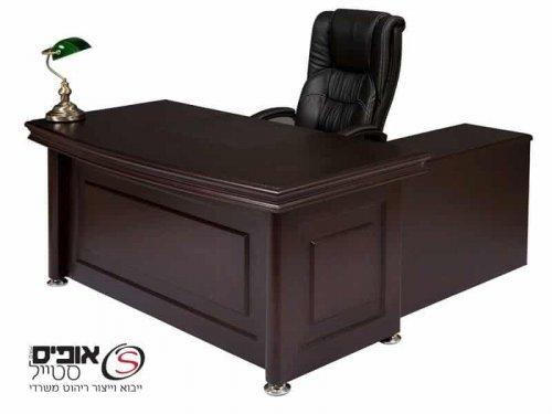 שולחן מנהל פירנצה במידה 1.60