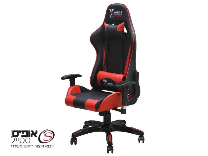 כסא גיימרים ליב