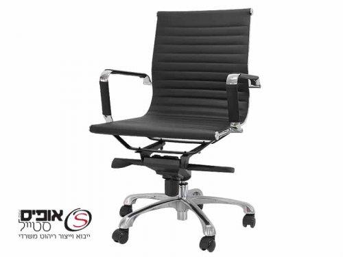 כסא משרדי אומגה גב נמוך