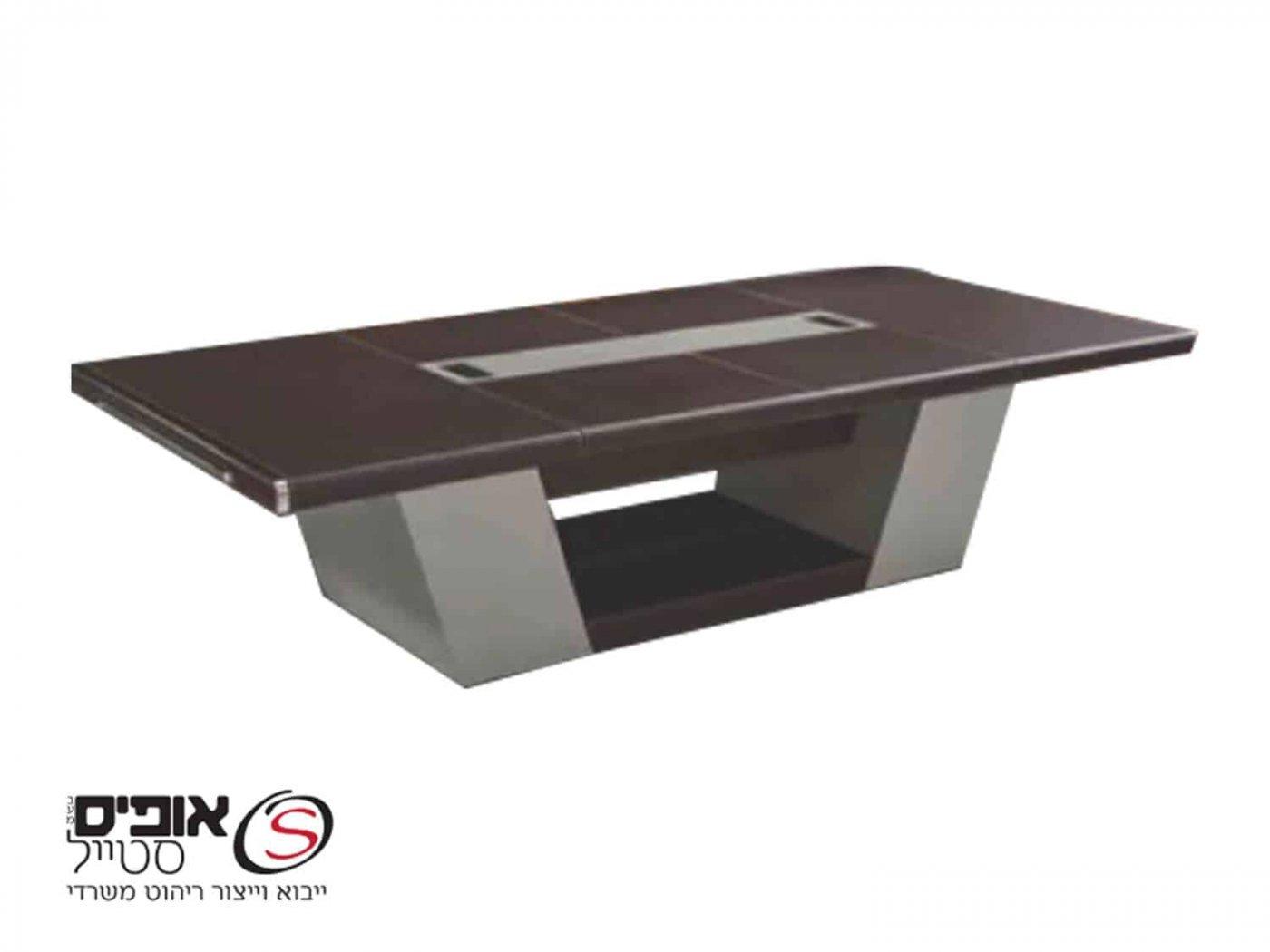 שולחן ישיבות גדול ומפואר תומר