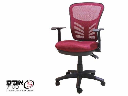 כסא תלמיד כרמל בורדו