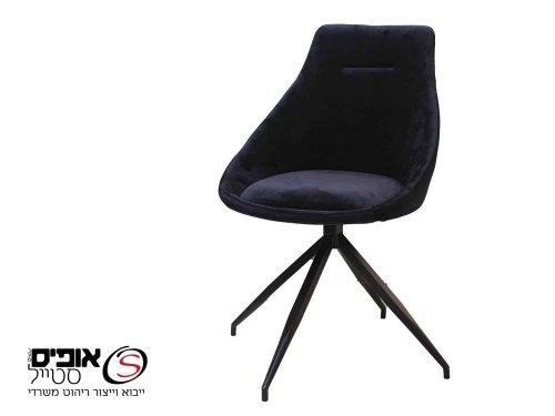 כסא המתנה ורטיגו שחור